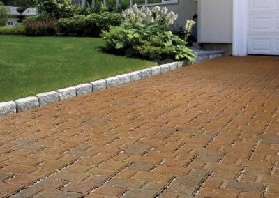 Custom Brick Work Driveway
